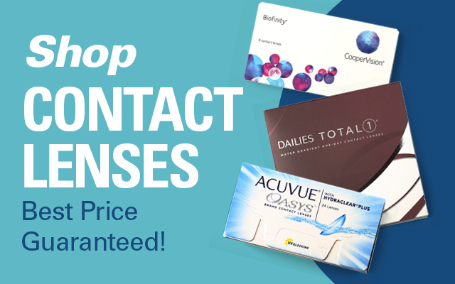 Shop contact lenses